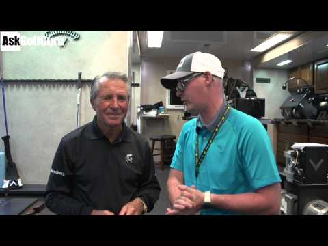 Mark Crossfield Meets Gary Player