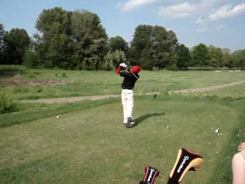 13-Year-Old Golf Swing Analysis