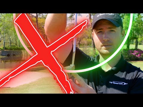 Why You Don't Want a Circular Putting Stroke