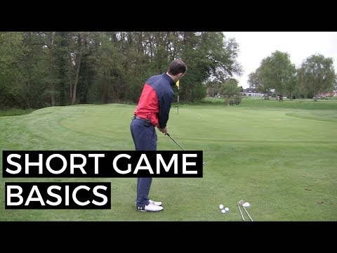 SHORT GAME BASICS – 3 EASY GOLF LESSONS
