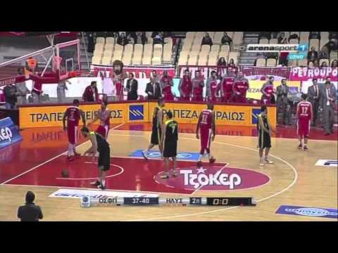 Jamario Moon debuta en la Liga Griega
