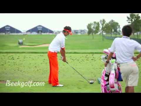 Ryo Ishikawa Golf Swing (Side and Back) @ 2009 US PGA – Fantastic advice!