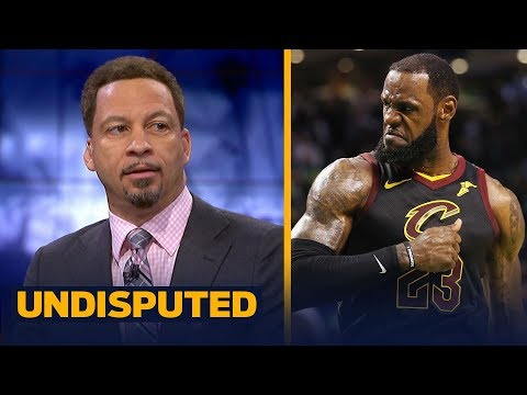 Chris Broussard on LeBron leading the Cavaliers to Game 7 win over the Celtics | NBA | UNDISPUTED