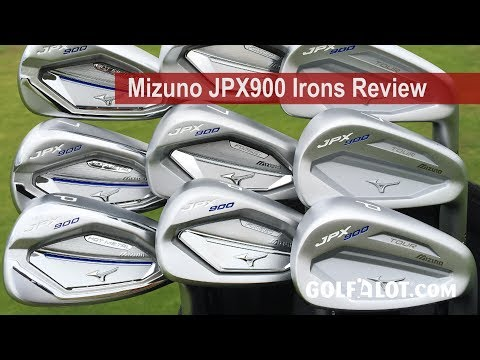 Mizuno JPX900 Irons Comparison Review By Golfalot
