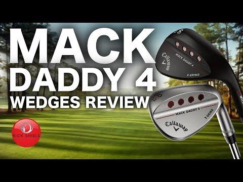 FULL IN-DEPTH CALLAWAY MACK DADDY 4 Wedges Review