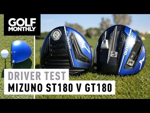 Mizuno ST180 v GT180 | Driver Test | Golf Monthly