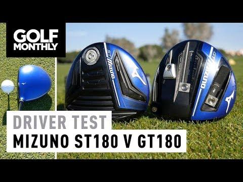 Mizuno ST180 v GT180 | Driver Test | Golf Monthly