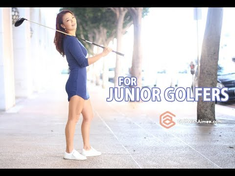 For Junior Golfers | Golf with Aimee