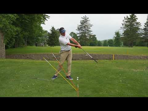 Squaring the Club Face & Following Through  – Golf Lesson – IMPACT SNAP