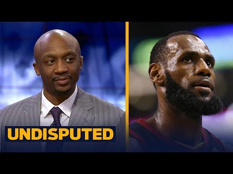 Jason Terry thinks LeBron James might retire if he wins the NBA title this year | NBA | UNDISPUTED