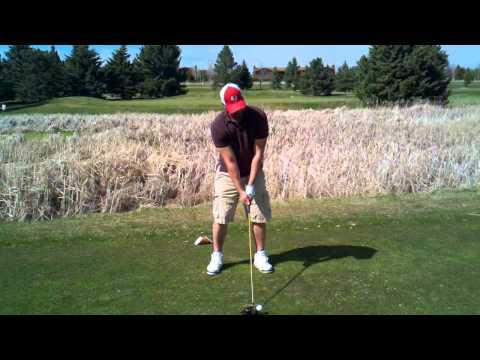 Douglas Wyoming Golf Swing