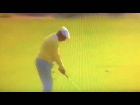 1980's Ben Hogan Golf Swing Classic Slow Motion