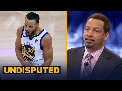 Chris Broussard's X-Factors for Warriors – Rockets Game 7 | NBA | UNDISPUTED
