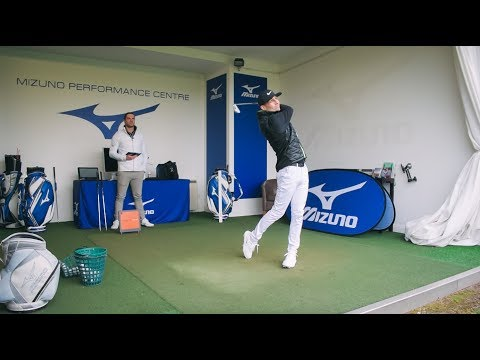 My Mizuno Iron Fitting + We Talk About Swing DNA