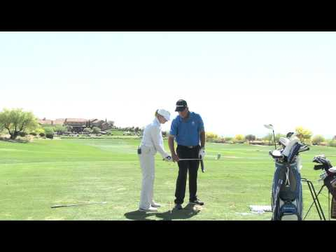 Mike Malaska Live Lesson — Downswing Theory with Monica