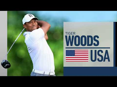 Tiger Woods – 2018 U.S. Open – Round 1