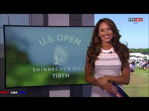 Holly Sonders (FOX Sports) – 6/14/2018