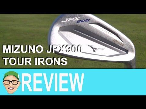 Mizuno JPX900 Tour Irons