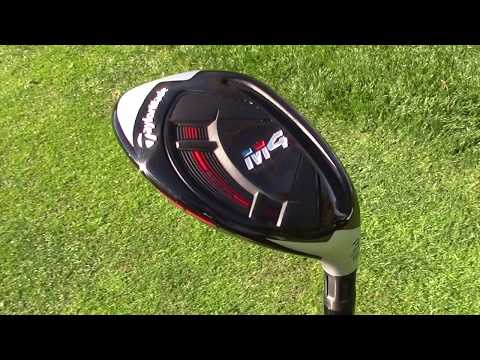 TaylorMade M4 Fairways and Rescue Clubs