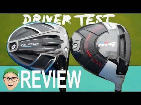 TAYLORMADE M4 OR CALLAWAY ROGUE DRIVER