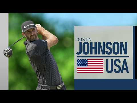 Dustin Johnson – 2018 U.S. Open – Round 3