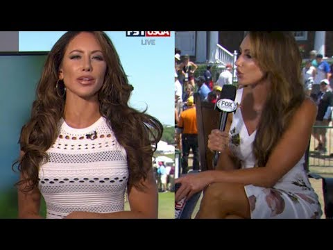 Holly Sonders' Hotness 2018 US Open