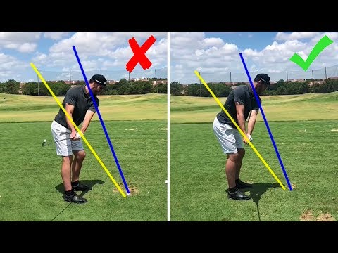 MY FIRST GOLF LESSON | Brodie Smith