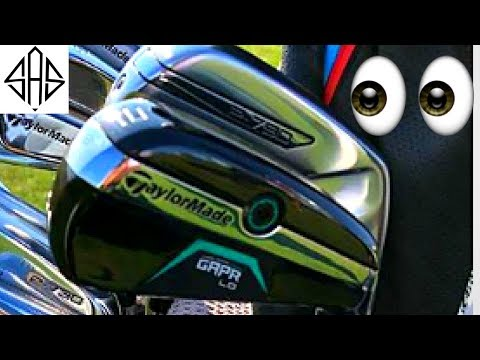NEW 2018 TAYLORMADE GAPR UDI DRIVING IRON?!