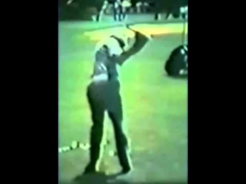 Ben Hogan Iron from behind