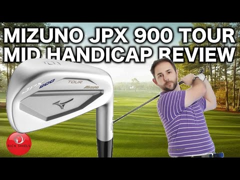 MIZUNO JPX900 TOUR IRONS REVIEWED BY MID HANDICAPPER