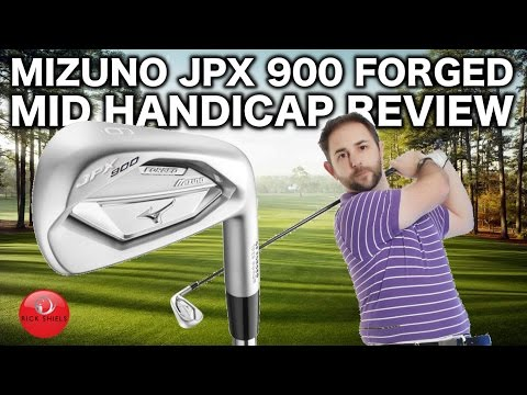 MIZUNO JPX 900 FORGED IRONS REVIEWED BY MID HANDICAPPER
