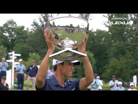 2018 U.S. Junior Amateur: Championship Match Highlights