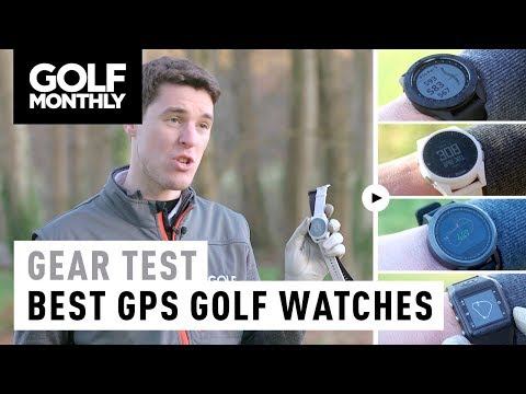 Best GPS Golf Watches | Gear Test | Golf Monthly