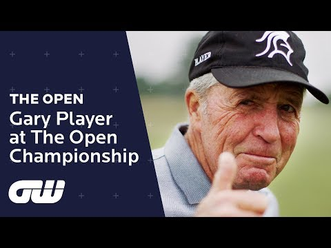 Gary Player Recalls His Favourite Open Memories | The Open Championship 2018