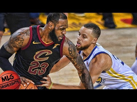 Cleveland Cavaliers vs Golden State Warriors Full Game Highlights / Game 1 / 2018 NBA Finals
