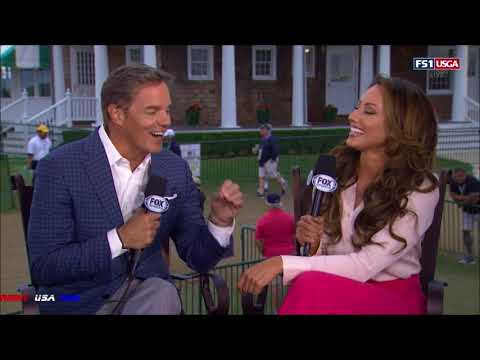 Holly Sonders (FOX Sports) – 6/15/2018