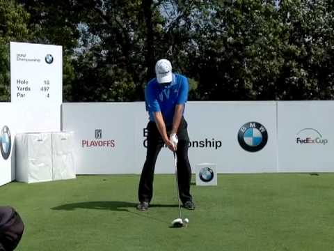 Blake Adams Golf Swing