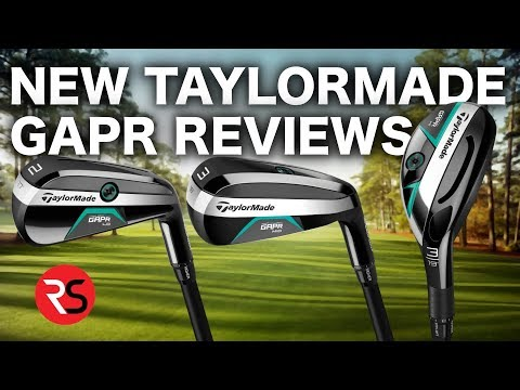 NEW TAYLORMADE GAPR LO, MID & HI – RICK SHIELS FULL REVIEWS