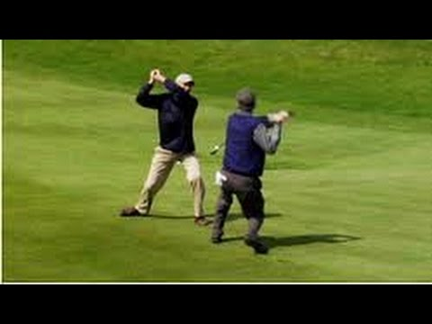 When GOLF Players Lose Control PART 1