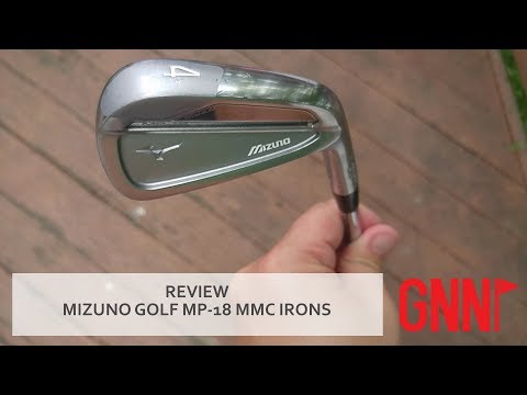 REVIEW: Mizuno Golf MP-18 MMC irons