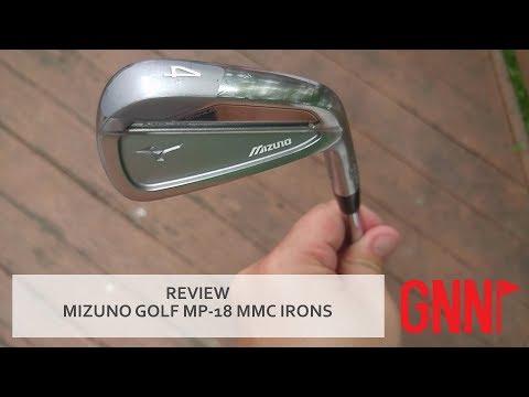 REVIEW: Mizuno Golf MP-18 MMC irons