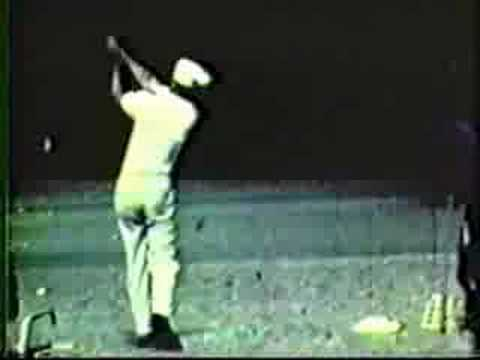 Ben Hogan Amazing Grace….