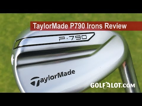 TaylorMade P790 Irons Review By Golfalot