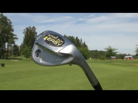 Golfarin testissä Cleveland Smart Sole -wedge