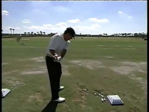 Bruce Lietzke Adams Golf Swing Analysis
