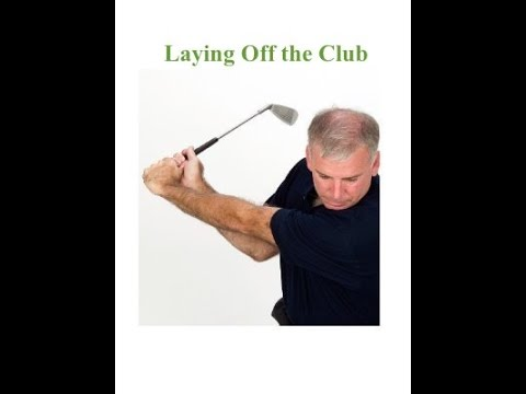 "The SECRET to Ben Hogan's ""laying off the club"" Golf Tip"