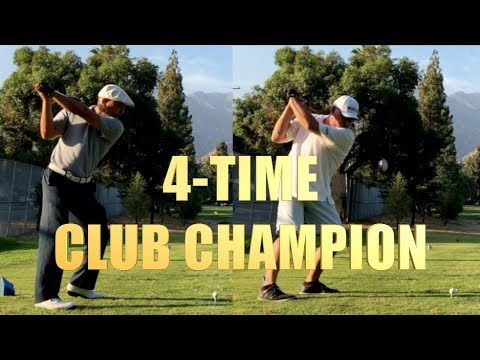 GOLF Playing Lesson with MO MISCHOOK