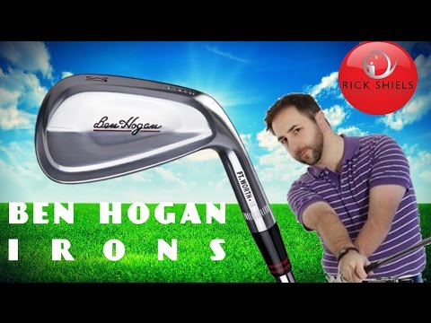 Ben Hogan Irons Tested By Mid Handicapper