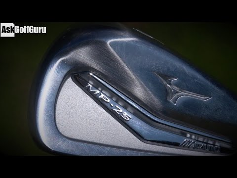 Mizuno MP25 Irons