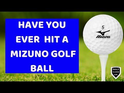 MIZUNO GOLF BALLS  MP S